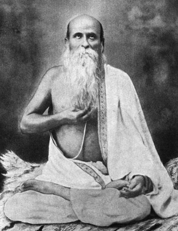 Bhaduri Mahasaya - Levitating saint