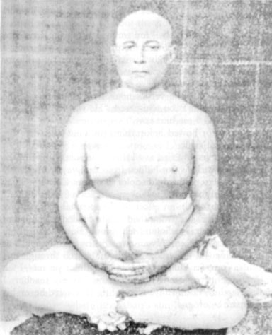 Swami Pranabananda - saint with two bodies